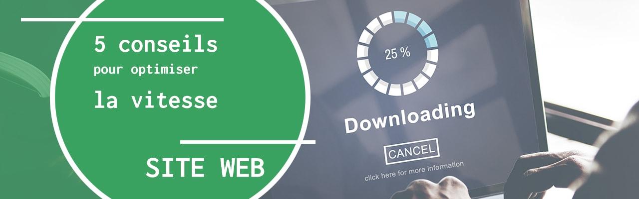 Écran avec icone de téléchargement